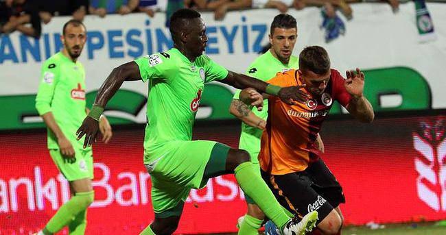 Çaykur Rizespor - Galatasaray maç özeti