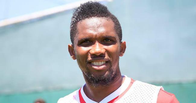 Yılın futbolcusu Samuel Eto'o