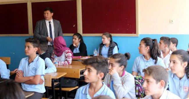 Cizreli öğrenciler TEOG sınavına hazır