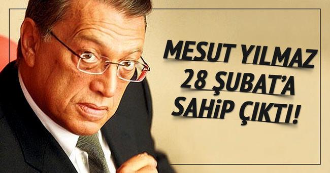 Mesut Yılmaz 19 yıl sonra ifade verdi!
