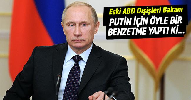 'Putin tam bir şeytan'