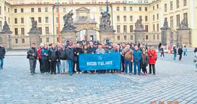 Ege Yıldız'dan Prag çıkarması