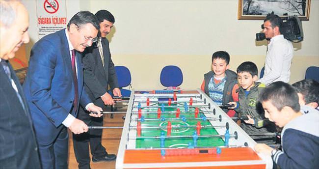 Büyükşehir, çocuk projeleriyle örnek