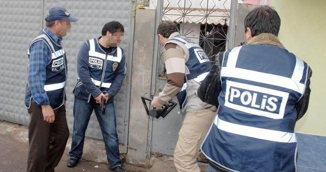 Adana'da terör örgütü operasyonu