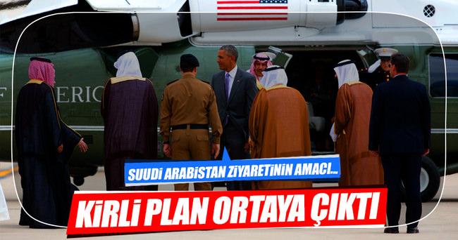 İşte Obama'nın ziyaretinin ardındaki kirli plan