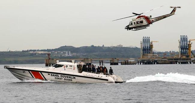 Sahil Güvenlik BOTAŞ'ın denizden güvenliğini sağlayacak