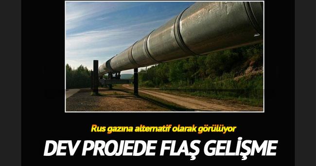 TANAP'a 2 ülkeden daha gaz akabilir!