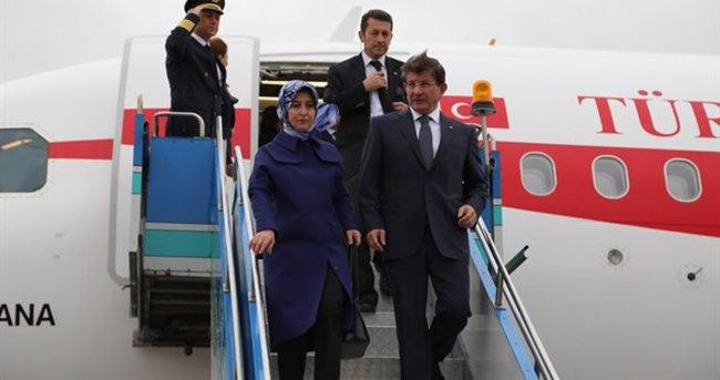 Davutoğlu, Katar'a gidecek