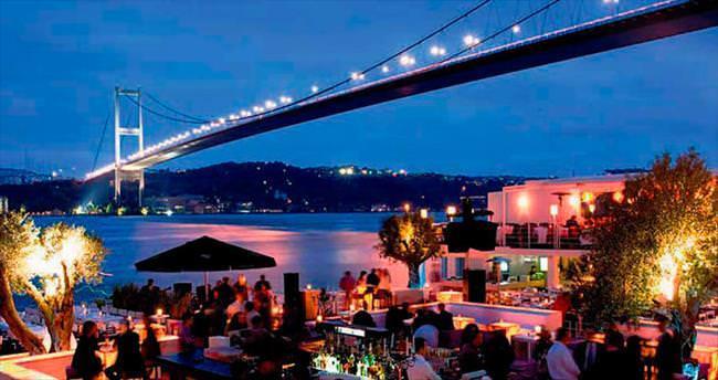 Eğlencenin adresi yazın da İstanbul olacak