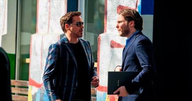 Yakışıklı aktörler Berlin'de buluştu