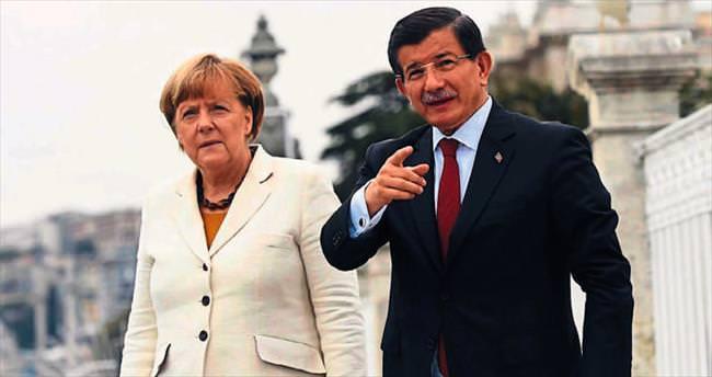Almanya Başbakanı Gaziantep'e geliyor