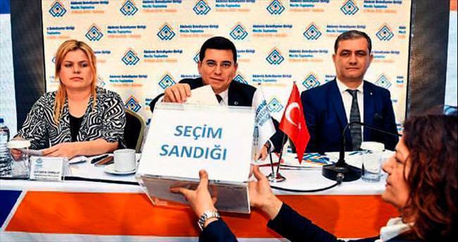 AKBB'de başkan yeniden Tütüncü