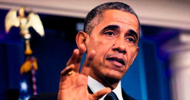 Obama soykırım değil Büyük felaket dedi