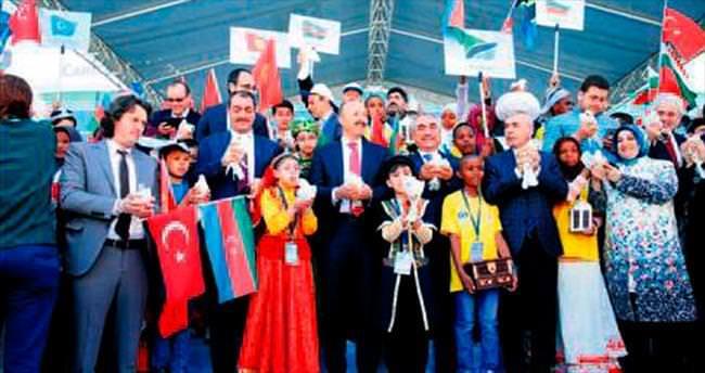 Dünya yetimleri Sultangazi'de buluştu