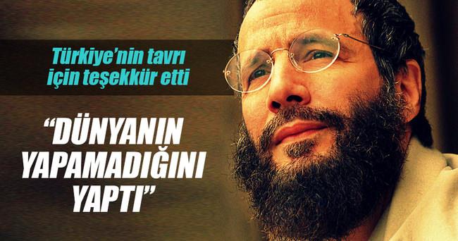 Yusuf İslam: Türkiye yapılmayanı yaptı