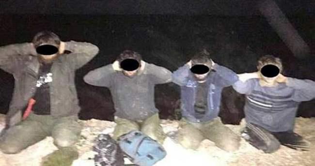 Gaziantep'te 8 IŞİD'li yakalandı