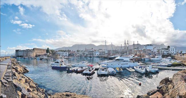 Kıbrıs'ta erken yaz