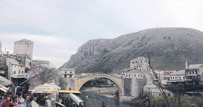 En hüzünlü Balkan: Mostar