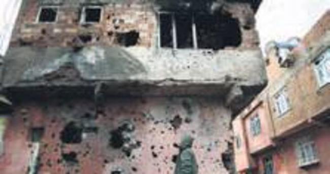 Terörün dört ilçeye zararı 4.5 milyar lira