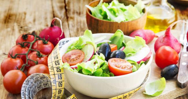 Yanlış diyetle zayıflamanın sonuçları