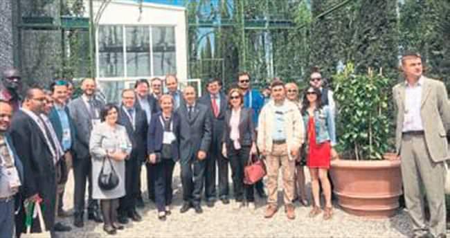 İtalyanlar'ın EXPO bahçesi çok iddialı
