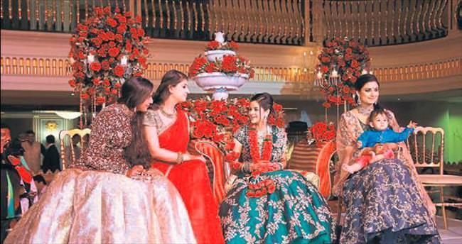 Turizme Hint düğünü katkısı