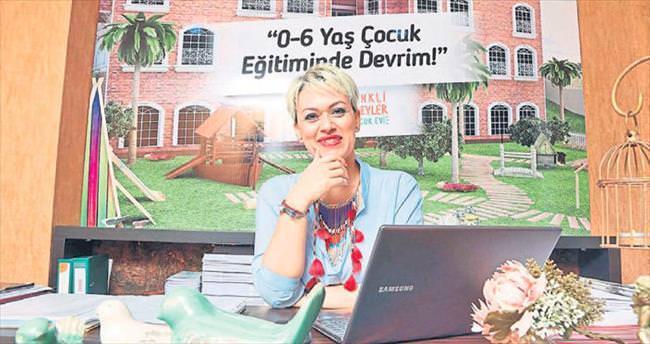 Eğitimde Atatürk'ün tavsiye ettiği model