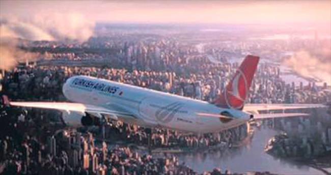 Uçakta bomba şakası panik yarattı