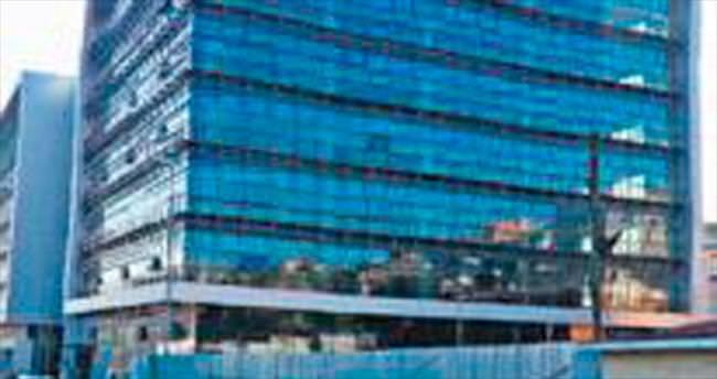 Büyükşehir'in ek hizmet binası taşınıyor