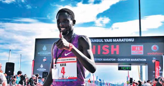 İstanbul'da Şampiyon Kaya
