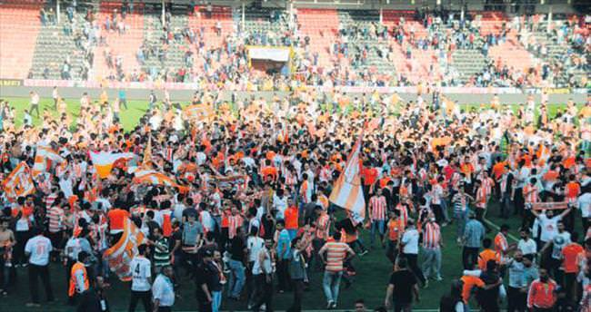 Adanaspor Süper Lig'de