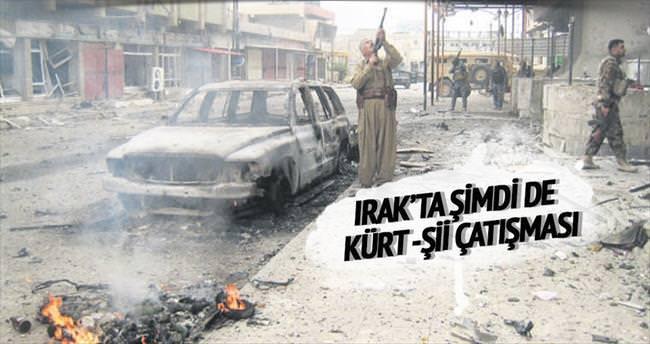 Irak'ta şimdi de Kürt-Şii çatışması