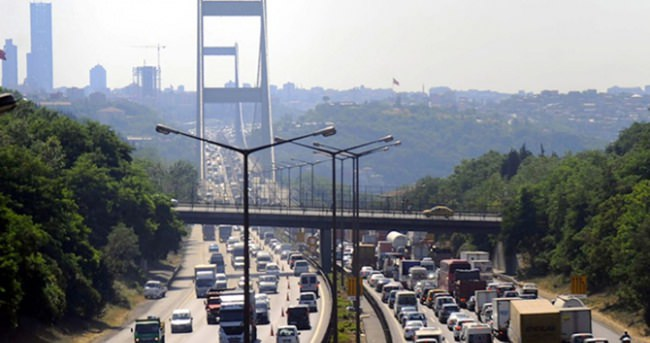 İstanbul'da bu yollar trafiğe kapatılacak