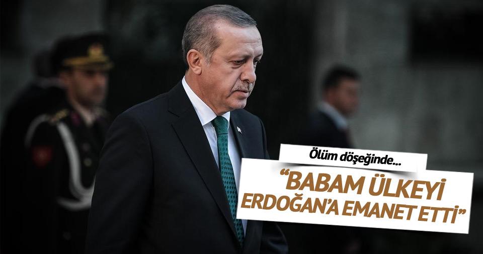 Bakir İzzetbegoviç'ten Erdoğan anısı