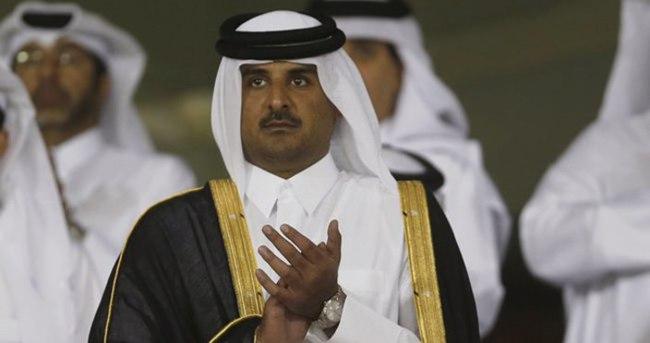 Katar'dan Irak'a yardım