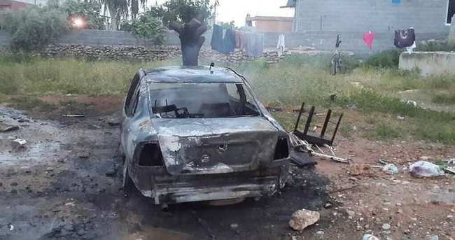 Ortalık savaş alanına döndü: 4 yaralı