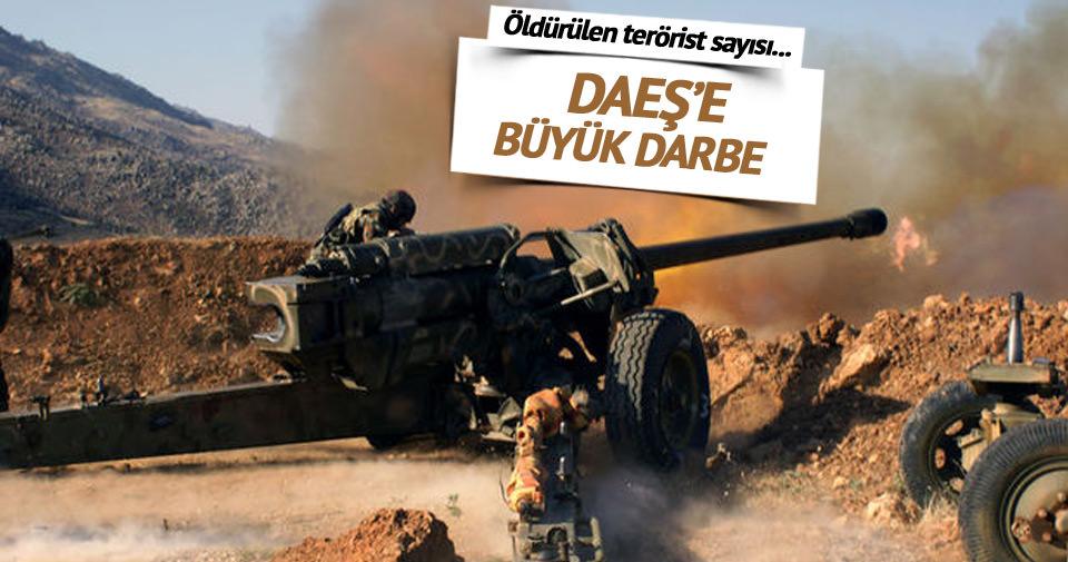 Suriye'deki IŞİD hedeflerine hava taarruzu