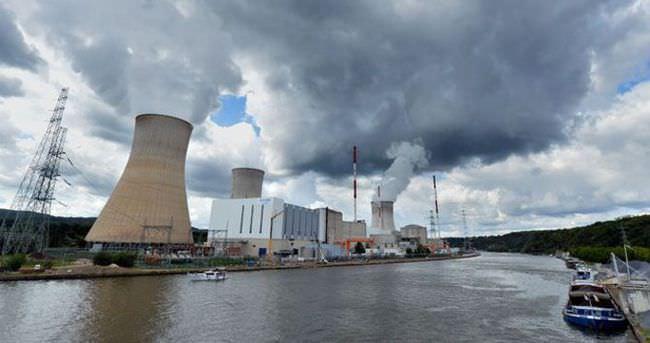 Belçika'ya reaktör kapatma çağrısı