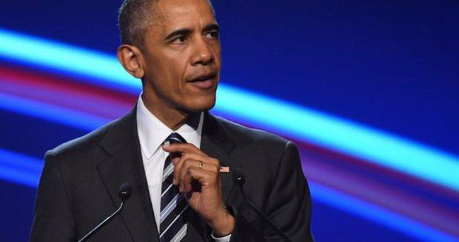 Obama'dan flaş Suriye kararı