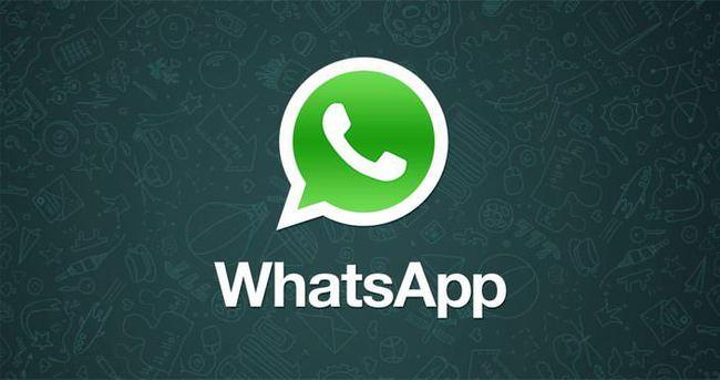 Whatsapp'ta kriptolu dönem