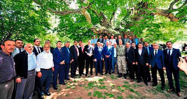 Vali Kerem Al, Düziçi'nde vatandaşlarla buluştu