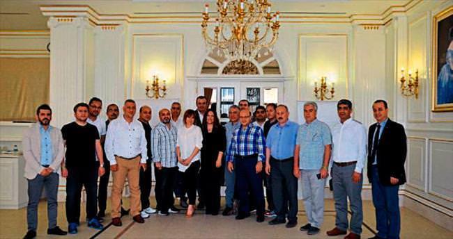 SABAH yöneticileri Antalya'da buluştu