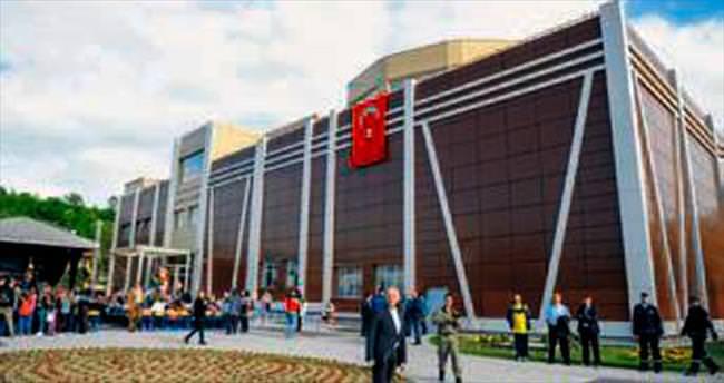 Altındağ Belediyesi'nden Bosna'ya kültür merkezi