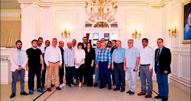 Sanah yöneticileri Antalya'da buluştu