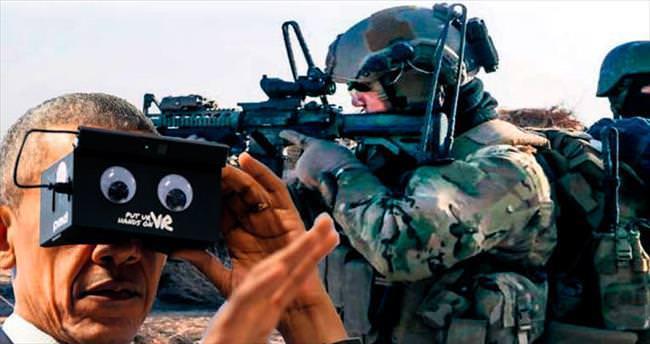 ABD'den Suriye'ye 250 özel harekâtçı