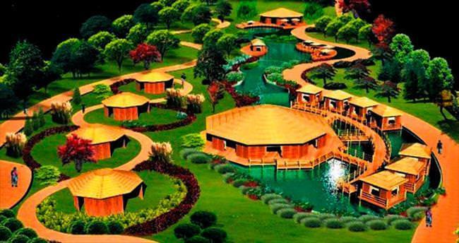 Maltepe Cevizli'ye dev şehir parkı