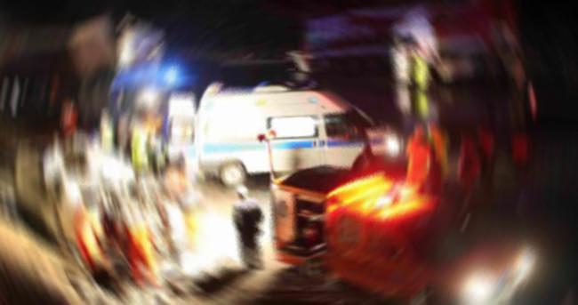 İzmir'de trafik kazası: 2 kişi yaralandı