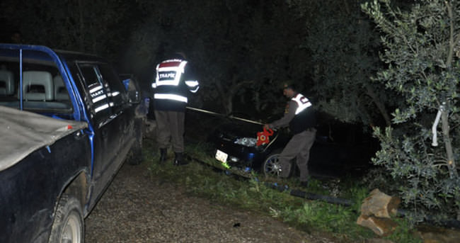 Bursa'da trafik kazası: 3 ölü, 2 yaralı