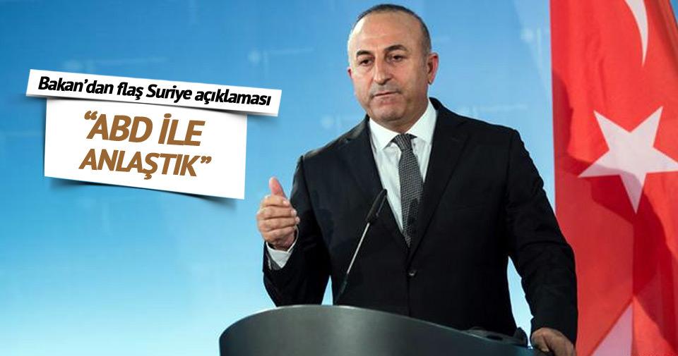 Bakan Çavuşoğlu: ABD'nin füze sistemleri Mayıs'ta Türkiye'ye gelecek
