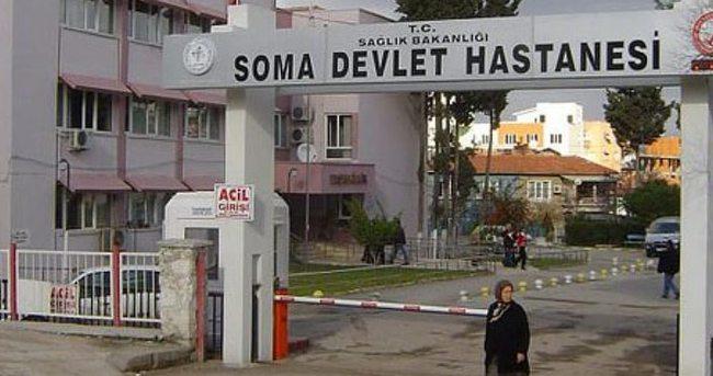 Soma'da gazdan etkilenen 6 işçi hastaneye kaldırıldı